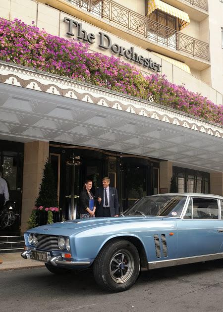 The Bond Connection – 007's car