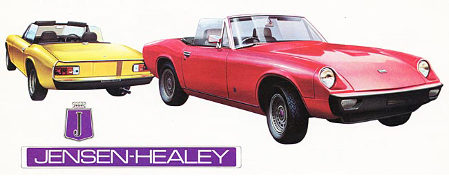 The Jensen-Healey